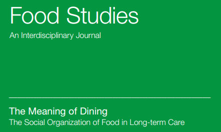 The meaning of 'dining': The social organization of food in long-term care (2015)